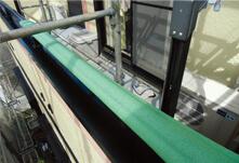 保護カバーの設置のイメージ
